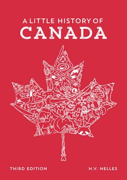 book cover of A Little History of Canada