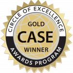 Gold Circle of Excellence badge