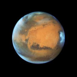 image of planet mars